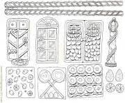 You can print or color them online at 1024x774 printable christmas gingerbread house coloring pages gingerbread. Gingerbread House Coloring Pages To Print Gingerbread House Printable