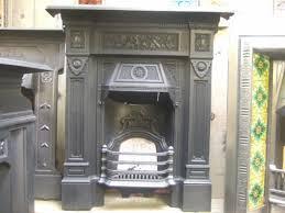 cast iron fireplace installation