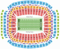Reliant Seating Chart Football Awesome Reliant Seating Chart Michaelkorsph Me