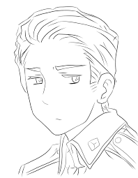 Totally Drawing This Hetalia Germanydrawing Tutorialscoloring