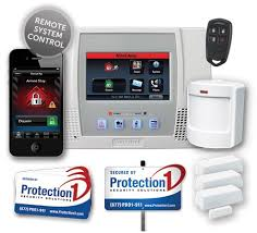 best home security system. the protection one smart control package covers average usersu0027 needs using a variation of honeywell lynx panel in our 6 digital alarm best home security system i