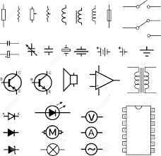electronic symbols vector royalty cliparts vectors and electronic symbols vector stock vector 5050423