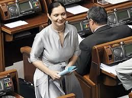 """Пока """"регионалка"""" Бондаренко хвастается, что находится в США, ее карточка каждое утро проходила регистрацию в Раде - Цензор.НЕТ 7321"""