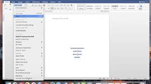Apa Setup How To Set Up Paper In Apa Format Youtube