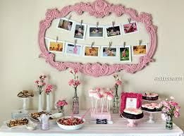 Pink Girly Budget DIY First Birthday  DIY Birthday Girly And DIY 1st Birthday Party Ideas Diy
