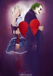 Mad Love Joker and Harley Quinn ...