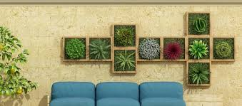 vertical gardens styles and design