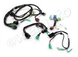 piece wiring harness kawasaki z1 a b 73 75 4 piece wiring harness kawasaki z1 a b 73 75