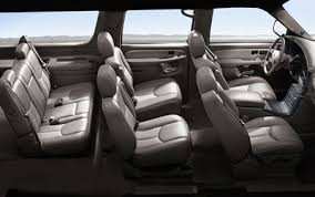 Luxury Suv Transportation Service With Pass Denali Executive Suv