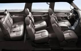 Luxury Suv Transportation Service With Pass Denali Executive Suv