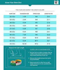 Crocs Shoe Size Chart Uk Best Picture Of Chart Anyimage Org