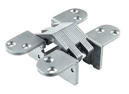 2 way adjustable Stainless Steel concealed hinges for big wooden ...