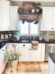 kitchen decorating ideas themes. Decorating Ideas For Kitchen Design. The-different-heights-of-the-cabinets-to-add- Themes