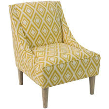 ikat accent chair.  Accent Quinn SwoopArm Chair Diamond Ikat  Accent Chairs Living Room  Furniture  One Kings Lane For Chair
