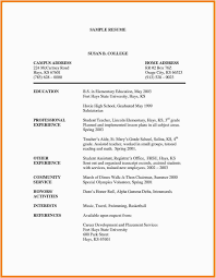 Us Army Address For Resume Awesome Teacher Aide Resume Examples