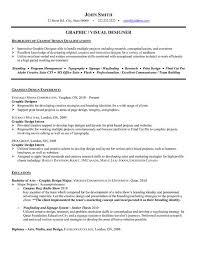 Graphic Designer Objective Resume Best of Resume Graphic Design Roddyschrock