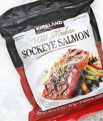 My kiddos loved the salmon! Costco Salmon Stuffing Recipe Crab Stuffed Salmon Primal Palate Paleo Recipes As Is My Advice For Cooking Or Baking Anything Your Recipe Is Only As Good As Your Ingredients Wedding Dresses