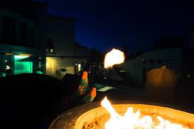 Lighting Socks On Fire