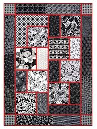 Big Block Quilt Patterns Simple The Big Block Quilt Pattern