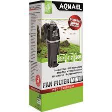Aquael <b>Внутренний фильтр AQUAEL</b> FAN FILTER MINI plus для ...