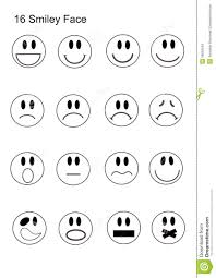 Small Picture 16 Smiley Face Icon Set Stock Photo Image 39092543