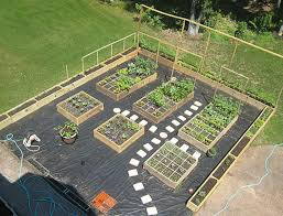 Small Picture Which Direction to Face a Vegetable Garden Small vegetable
