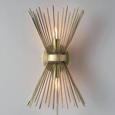 metal chandelier wall art pertaining to trendy chandeliers brass starburst logan wall sconce metal chandelier