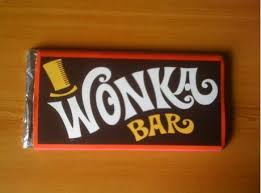 real wonka chocolate bar. Fine Real WONK BAR Willy Wonka Bar Chocolate Bar Chocolate On Real