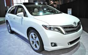 2018 Toyota Venza Release Redesign Photos News Rumors