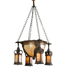 arts and crafts chandelier brilliant finding period style lighting regarding idea 19