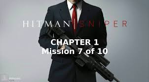 hitman sniper chapter 1 mission 7 of 10 youtube dimitri lefkos hitman sniper at Fuse Box In Hitman Sniper