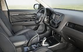 2018 mitsubishi hybrid. plain mitsubishi 2018 mitsubishi outlander plugin hybrid  interior in mitsubishi hybrid i