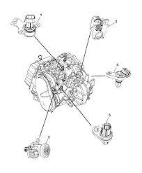 2007 chrysler pacifica sensors transmission thumbnail 2