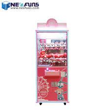 Chocolate Vending Machine Toy Gorgeous China Game Center Singapore Malaysia Popular Arcade Mini Toy