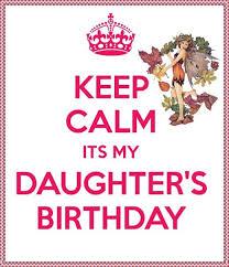 pics of happy birthday daughter