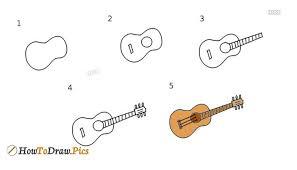 Mencari judul lagu dengan cara googling lirik lagunya. 10 Cara Menggambar Gitar Dari Yang Biasa Hingga Elektrik Dailysia