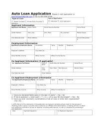 Employee Loan Application Form Samples Format Letter Employer Sample