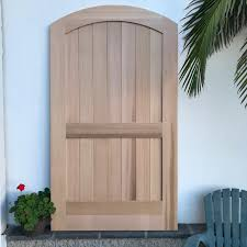 arched wooden gate new diy wood gates custom wood gates by garden passages