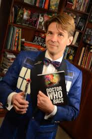 george ivanoff s essay in doctor who and race nominated for ditmar  george drwhobook web