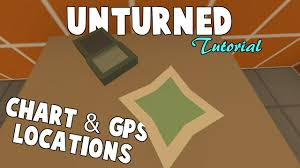 Unturned No Chart Found Unturned Where To Find The Gps Chart All Maps