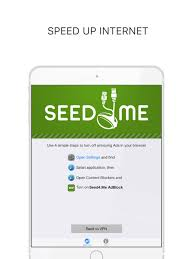 adblock by seed4 me for vpn on the app