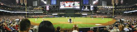 Tickets For Chase Field Chase Field Seating Charts And