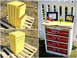 wooden crate furniture. 12. Create A Drawer Chest For Any Part Of Your Home Wooden Crate Furniture