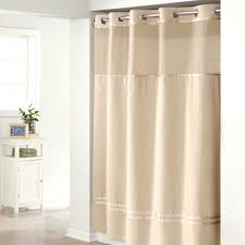 long shower curtain 84 cotton waffle shower curtain shower ideas extra smlf