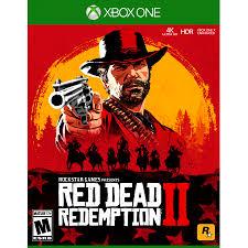 Top Ten Xbox 360 Games Chart Red Dead Redemption 2 Rockstar Games Xbox One Walmart Com