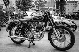 motorbike royal enfield bullet 500