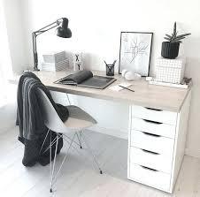Bedroom Desk Ideas Best White Desks Ideas On White Desk Living White ...