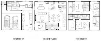 Open Concept Homes  Open Layout Floor Plans  House Plans At Single Family House Plans