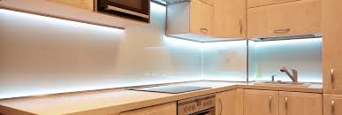 wireless lighting solutions. Kitchen Cupboards With Light Blue Tinted Bulbs Underneath. Wireless Lighting Solutions
