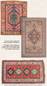 image of 18th and 19th century caucasian rugs
